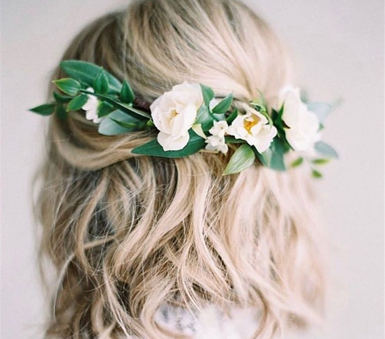 Short Wedding Hairstyles for Big Day 25